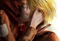 Annie x Mikasa