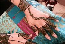 The wedding hut henna