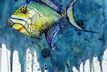 Aquarellen inspiratie