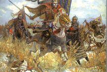 1200-tal / Diverse beklädnader och rustningar