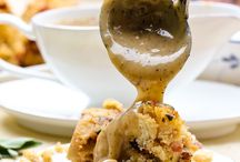 Recipes- Sauce, Gravy, and Dressing
