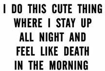 Insomnia Relief / Dear Lord, please help me sleep!