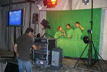 Dancing body / Nada mejor para conseguir unas buenas risas que una sesión de Dancing Body ¡Genial para animar cualquier evento!