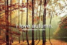 Autumn love : ) / by Starla Skye