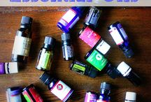 Essential oils / by Cory Parker