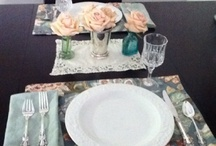Blue Thanksgiving / Ideas for decorating a blue Thanksgiving table. / by Elizabeth Hubbell