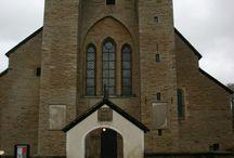varnhem  szwecja / klasztor