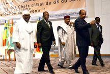 تهديدات أمنية وتنموية لدول الساحل الإفريقي