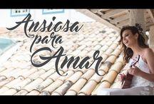 Vídeos do Noiva Ansiosa ▶ ♥ / Acompanhe o Noiva Ansiosa também pelo Youtube, um espaço para falar de vida a dois, casamento e um dia a dia com mais amor. ♥ #noivaansiosa #noiva #wedding #casamento #youtube