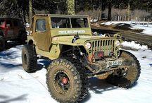Army Cars