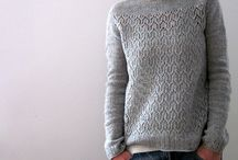 Knitted sweaters/cardigans