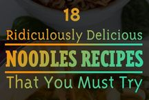 18 noodles recipes