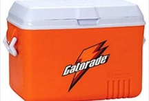 Coolers To Keep The Heat Out / Keep your drinks cool and the kids out of the heat. / by Stauffer Glove & Safety