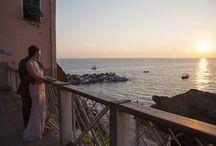 Engagement session in Cinque Terre