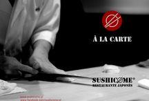 À la carte 2016 / Japanese Cuisine
