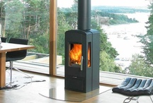 gas 'wood burners' and fire surrounds