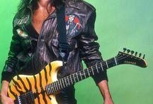 Guitarist / Guitarists (Hard Rock & Heavy Metal)