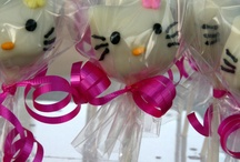 Birthday Party Ideas - Hello Kitty / by Leslie Lueckemeyer