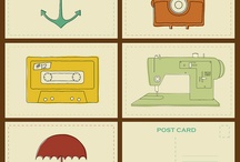 Postcards / by Peyton Boughton