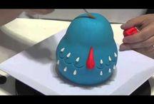 galinha pintadinha biscuit