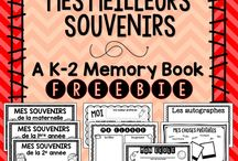 Fin d'Année / French End of Year resources for Teaching & Learning