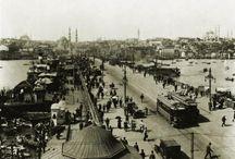 Galata Köprüsü-İstanbul