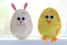 Theme: Easter crafts