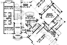 House plans / by Cheryl Peterson