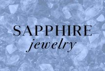 Sapphire Jewelry / The deep blue hues of Sapphire gems will add an elegant touch to any outfit. Sapphires are also the birthstone of those born in September. Shop our favorite Sapphires at Ice.com / by Ice.com