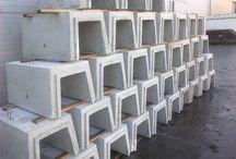 Korytka ściekowe betonowe / Prezentujemy oferowane przez nas korytka betonowe.