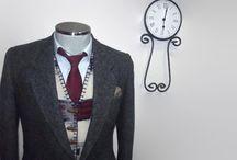 Anzuge, Suits 1980s