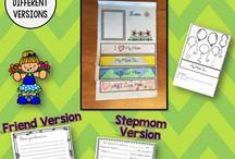 Spring in School / Activities for springtime in school and for elementary classrooms.