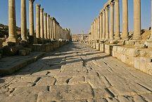 Jerash / #Jerash #Jordan