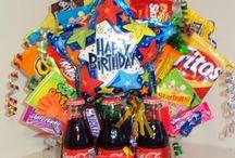 Teenage gift baskets