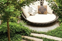 My outside space ideas
