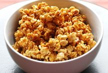 All Things Popcorn / Popcorn is the best food.