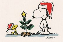 Snoppy ~ Christmas & Winter