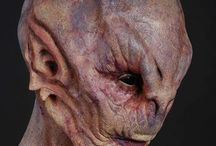 Prosthetics and Character Makeup