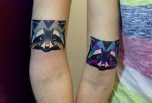 graphic tattoo