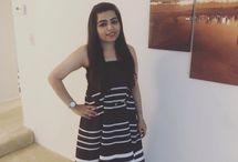Revamp Skirt As A Dress