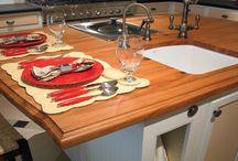 Wood Countertops / Wood Countertops