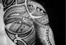 Tatuaje Polineziene