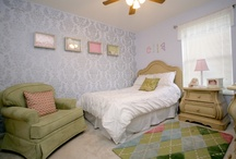 Master Bedroom Stencils / by My Girlish Whims
