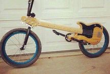 Guitars / Uncle Rollie would love these!