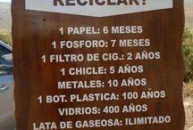 Semana Cultural- reciclatge