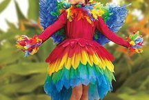 Theatre chicken costume