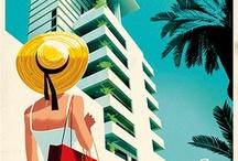 Miami Deco / by Dawn Aurora The Socialite Lifestyle