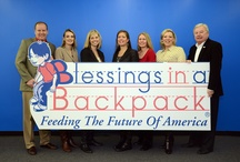 BlessingsInABackpack / by Lady Boss