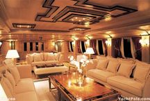 Decor yacht indoor