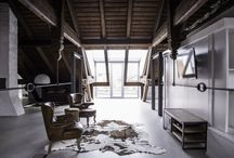 Interiors / Exteriors